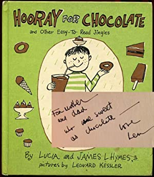 Hooray for Chocolate and Other Easy-to-Read Jingles: Lucia and James