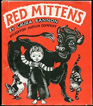 Red Mittens: Laura Bannon