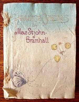 Japanese Jingles: Being a Few Little Verses: Mae StJohn Bramhall