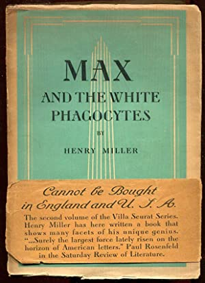 Max and the White Phagocytes: Henry Miller