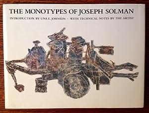 The Monotypes of Joseph Solman