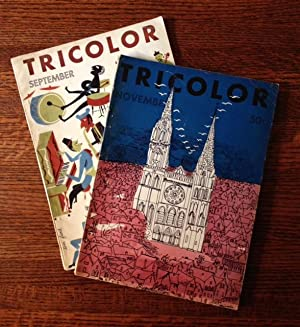Tricolor (16 Issues): Andre Labarthe, Ed