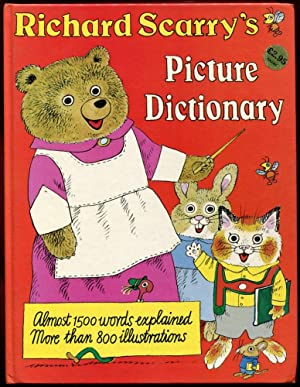 Richard Scarry's Picture Dictionary: Richard Scarry