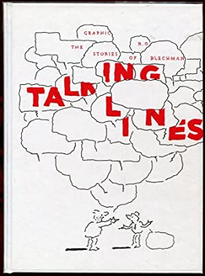Talking Lines: The Graphic Stories of R.O. Blechman
