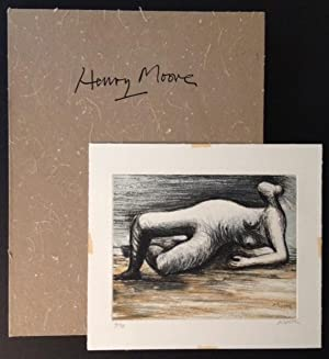 Sketchbook 1980 (With an Original Signed Color Etching and Aquatint): Henry Moore