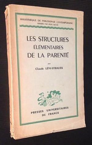 Les Structures Elementaires De La Parente: Claude Levi-Strauss