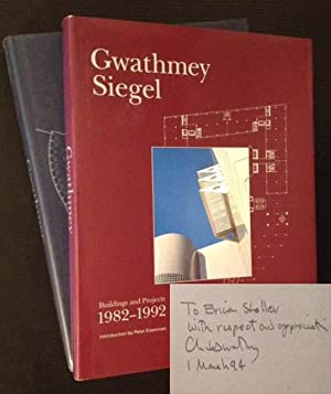 Gwathmey Siegel: Buildings and Projects 1982-1992 AND 1992-2002 (2 Vols.): Brad Collins, Ed