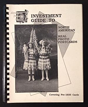 Investment Guide to North American Real Photo Postcards