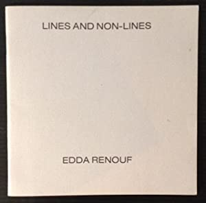 Lines and Non-Lines: From One to Many/From: Edda Renouf