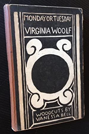 Monday or Tuesday: Virginia Woolf