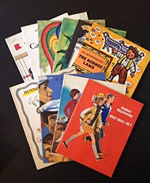 10 Soviet Children's Books