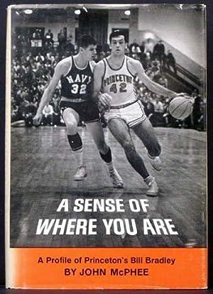 A Sense of Where You Are: John McPhee