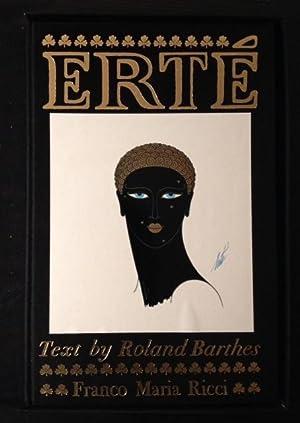 Erte: Roland Barthes