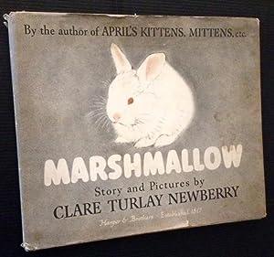 Marshmallow: Clare Turlay Newberry