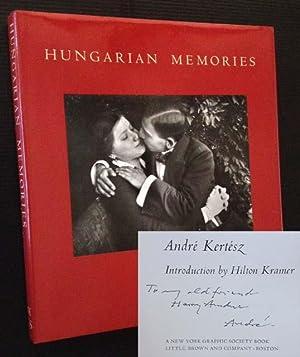 Hungarian Memories: Andre Kertesz