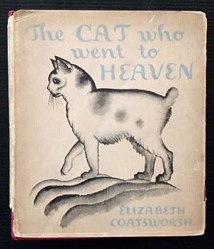 The Cat Who Went to Heaven: Elizabeth Coatsworth (Lynd Ward)