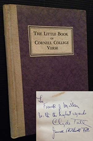 The Little Book of Cornell College Verse: Clyde Tull and David Fuller Ash, Eds