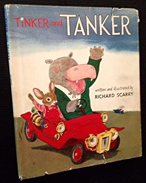 Tinker and Tanker: Richard Scarry