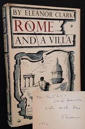 Rome and a Villa: Eleanor Clark