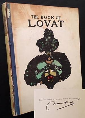 The Book of LOVAT Claud Fraser: Haldane Macfall