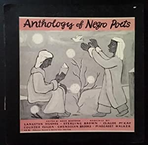Anthology of Negro Poets (LP Record): Arna Bontemps, Ed