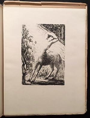 Le Centaure/La Bacchante --Deux Poemes en Prose: Maurice De Guerin