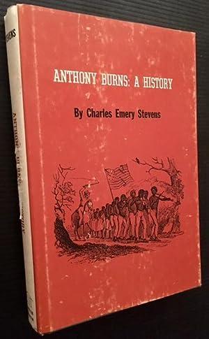 Anthony Burns: A History: Charles Emery Stevens