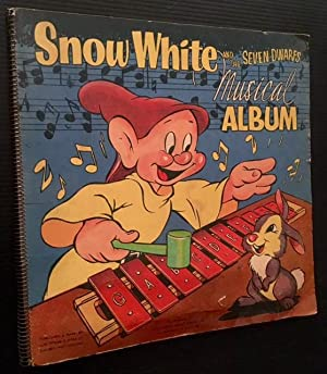 Snow White and the Seven Dwarfs Musical Album