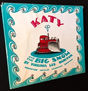 Katy and the Big Snow: Virginia Lee Burton