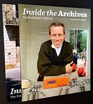 Inside the Archives: Photographs by Jesse Alexander (The Publisher's Edition): Jesse Alexander