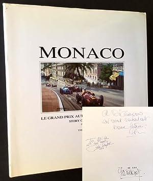 Monaco: Le Grand Prix Automobile de Monaco: Story of a Legend (1929-1960): Yves Naquin