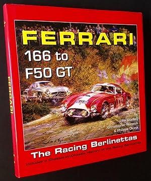 Ferrari 166 to F50 GT: The Racing: John Starkey, Christopher