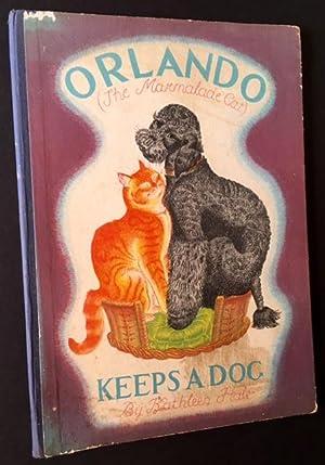 Orlando (The Marmalade Cat) Keeps a Dog: Kathleen Hale