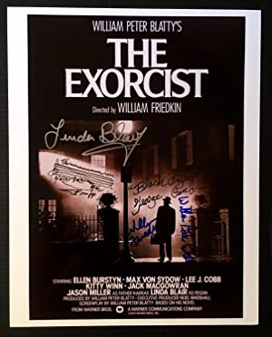 The Exorcist (Signed Photograph of the Original