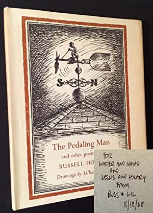 The Pedaling Man and Other Poems: Russell Hoban