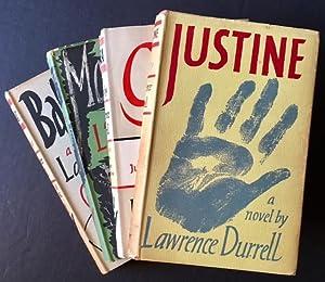 The Alexandria Quartet (Justine, Balthazar, Mountolive, Clea): Lawrence Durrell