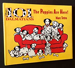 Disney's 101 Dalmations: The Puppies Are Here!: Marc Tetro