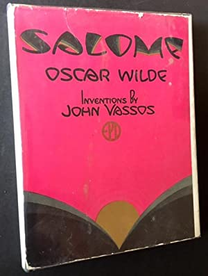 Salome: A Tragedy in One Act: Oscar Wilde