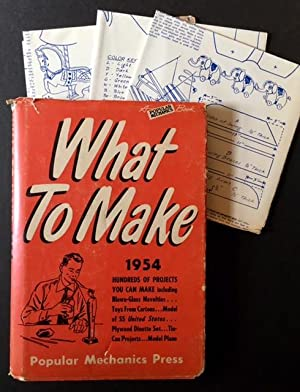 What to Make and How to Make It (1954 Fall Quarterly)