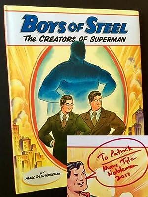 Boys of Steel: The Creators of Superman: Marc Tyler Nobleman