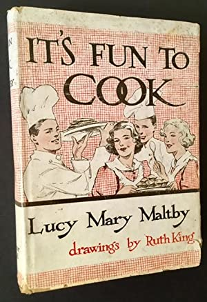 It's Fun to Cook (in Dustjacket)