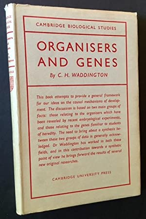 Organisers and Genes: C.H. Waddington