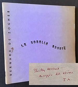 Le Sorelle Bronte: Bernard De Zogheb (James Merrill)