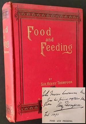 Food and Feeding: Sir Henry Thompson