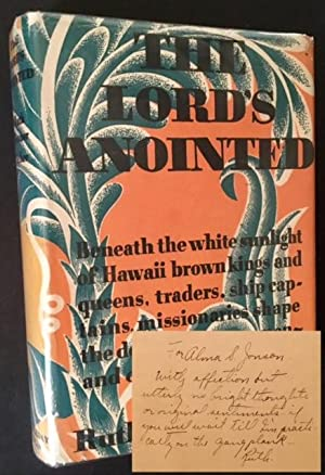 The Lord's Anointed: A Novel of Hawaii: Ruth Eleanor McKee