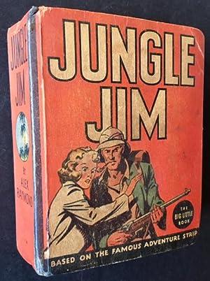 Jungle Jim (The Big Little Book): Alex Raymond