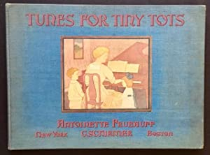 Tunes for Tiny Tots: Antoinette Frueauff