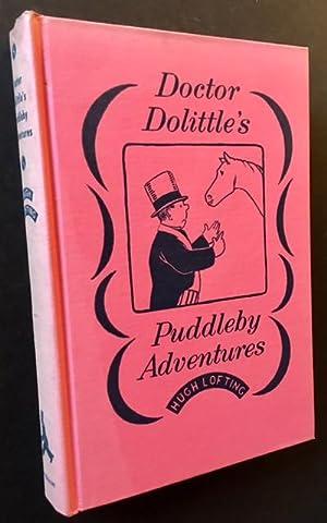Doctor Doolittle's Puddleby Adventures: Hugh Lofting