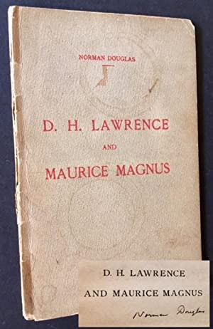 D.H. Lawrence and Maurice Magnus