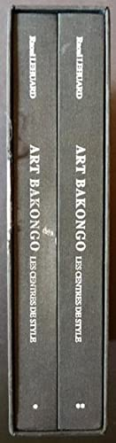 Art Bakongo: Les Centres de Style (2 Vols.): Raoul Lehuard